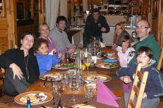 Cenando en Sallatunturi Tuvat.  viajes laponia, catai laponia, la casa de papa noel en laponia