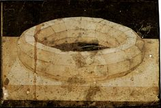 """Paolo Uccello, studio di mazzocchio in prospettiva     """"What a delightful thing this perspective is!"""" ......"""