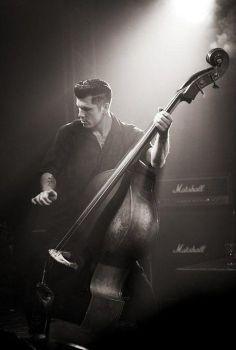 The German bassist guy again.