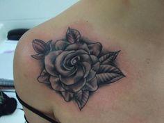 gardenia tattoo =)