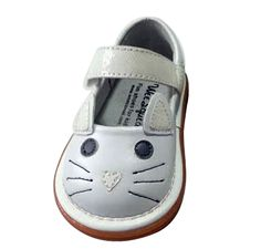 Kitty Shoe White