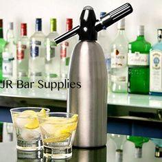 Soda Siphon 1Lt - Make Sparkling Spritzers