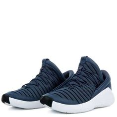 8f6210b95d0 Jordan Flight Luxe Mens Shoes 11 Midnight Navy White 919715 402  Jordan   CrossTrainingShoes White