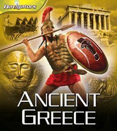 Navigators: Ancient Greece: Amazon.co.uk: Philip Steele, Steve Stone: 9780753430705: Books
