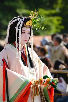 The Aoi Festival in Kyoto, 15th May