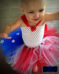 4th of July tutu dress <3