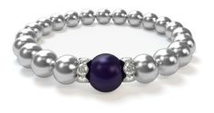 Design a Mothers Bracelet in 3 easy steps. Choose from 12 birthstone colors. Featuring genuine Swarovski Pearls. Just $42.85!
