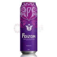 Poizon Premium Energy Drink 24X250ml