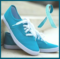 Raising money in honor of the women who will be diagnosed with ovarian cancer in Ovarian Cancer Awareness, Breast Cancer Survivor, Teal And Pink, Aqua, I Miss My Mom, Teal Heels, Teal Ribbon, Magnolias, How To Raise Money