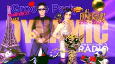 ☺ Friday, April 22 at 11 pm to 2HOO (Paris Time)☺♫ #ENVAHISSEURS ♪♫ Groove Party  with Martine and Philippe INTERVIEW http://www.dynamicradio.fr    ♪♫♥  #nudisco #Radioline & #Freebox #canalsat #chaine199 et sur l'appli Dynamic Radio on Google play et App Strore ♪♫♥