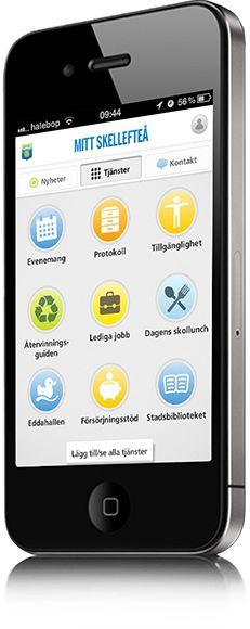 Mobile platform for citizen services Citizen, App, Phone, Platform, Telephone, Apps, Mobile Phones