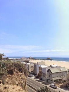 friends in america: Santa Monica