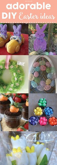 Adorable DIY Easter