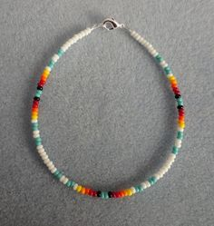 White +Turquoise Anklet,Ankle Bracelet Native American in Jewelry & Watches, Ethnic, Regional & Tribal, Native American   eBay