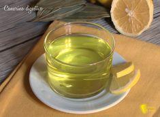 canarino digestivo al limone e alloro ricetta bevanda per digerire il chicco di mais