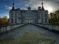 Chateau Moulinsart - Abandoned