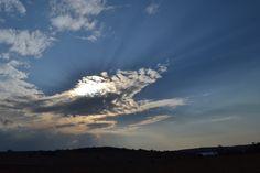 Close to sunset, near Rietvlei Dam