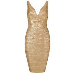 Women's Sexy Bodycon Party Sleeveless Dress (Acrylic) - USD $ 23.99