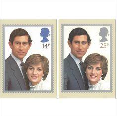 PHQ cards QEII 1981 SG1160/1 set of 2 (Ref.0011) on eBid United Kingdom