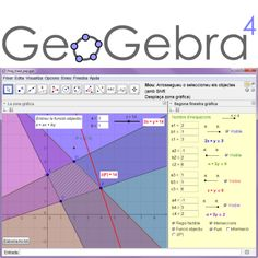 Programació lineal amb geogebra