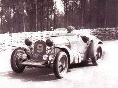 Alfa Romeo 8C 2300 - 1st Le Mans 1934