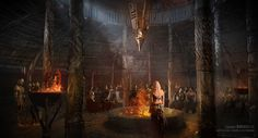 The Concept Art of Game of Thrones Season 6: Part 2