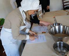team Building  Pasta  fresca  hand made