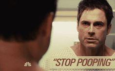 STOP. POOPING!