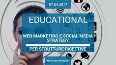 Corso gratis web marketing e social media strategy a Trapani per alberghi e strutture ricettive - Gruppo Ubiqui