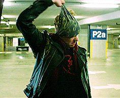 Dane DeHaan in Metallica: Through the Never