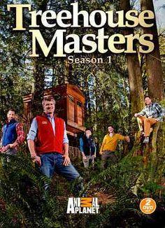 Treehouse Masters: Season 1