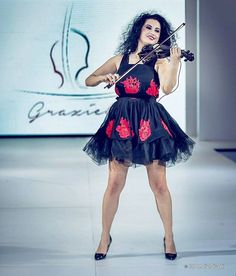 Graziella Live Violin - Booking