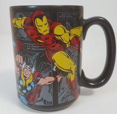 Marvel Avengers Coffee Mug Disney Store NEW  | eBay