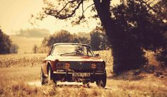 An Alfa Romeo 2000 Coupe Feels like Freedom - Photography for Petrolicious by David Marvier
