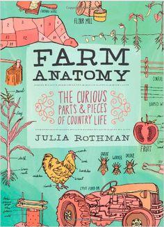 Farm Anatomy by Julie Rothman