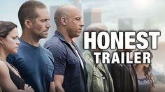 Honest Trailers - Furious 7