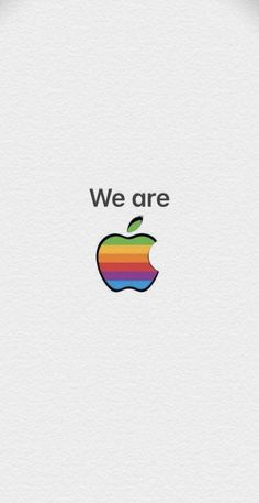 Apple Iphone Wallpaper Hd, Watch Wallpaper, Galaxy Wallpaper, Cool Wallpaper, Mobile Wallpaper, Iphone Wallpapers, Apple Logo, Macbook, Simple