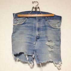 Levi's for men Vintage Cut-off Short Pant Size W36/38