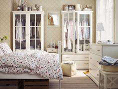 Elige la cómoda que mejor te ayude a mantener el orden en tu dormitorio.      www.islas.ikea.es