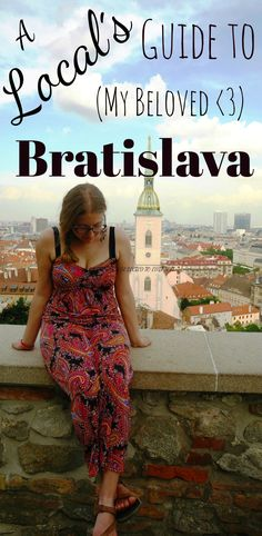 A local´s guide to the city of Bratislava