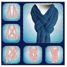 Stop by Tony Walker & Co this December 20-22 for our Scarf Trade-In, and then learn a new way to wear it!