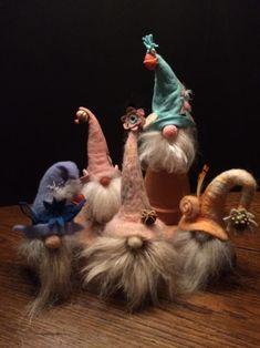 Tomte Gnome Tutorial | Adelaide Walker