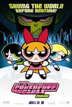 The Powerpuff Girls Movie Poster - Internet Movie Poster Awards Gallery