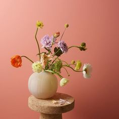 En farge til å bli glad av! Nyhet! LADY 2605 Happiness er en helt ny farge i rosaspekteret – som sprer glede og energi! Den er nydelig å kombinere med hvitt eller svart, og møbler og interiør i rolige beigetoner. #ladyspringandsummer2016 #happiness #trender #inspirasjon #interiør #interior #jotunlady #jotun #rosa Jotun Lady, Flower Images, Ikebana, Botanical Prints, Colorful Pictures, Beautiful Roses, Summer Collection, Planting Flowers, Floral Arrangements