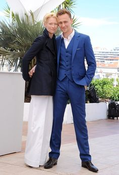 Tom Hiddleston - 'Only Lovers Left Alive' Photo Call in Cannes