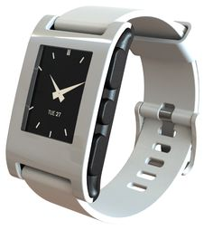 Meet Pebble. Customize Your Perfect Watch. It's as Easy as Downloading an App. (I've already backed this project)