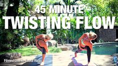 Five Parks Yoga - 45 Minute Twisting Flow