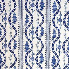 collections - nanking stripe - Meg Braff Designs, LLC
