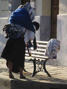 Street Selling in San Cristobel