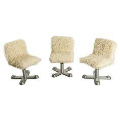 "Set of Two Ettore Sottsass ""Planula"" Chairs 1"